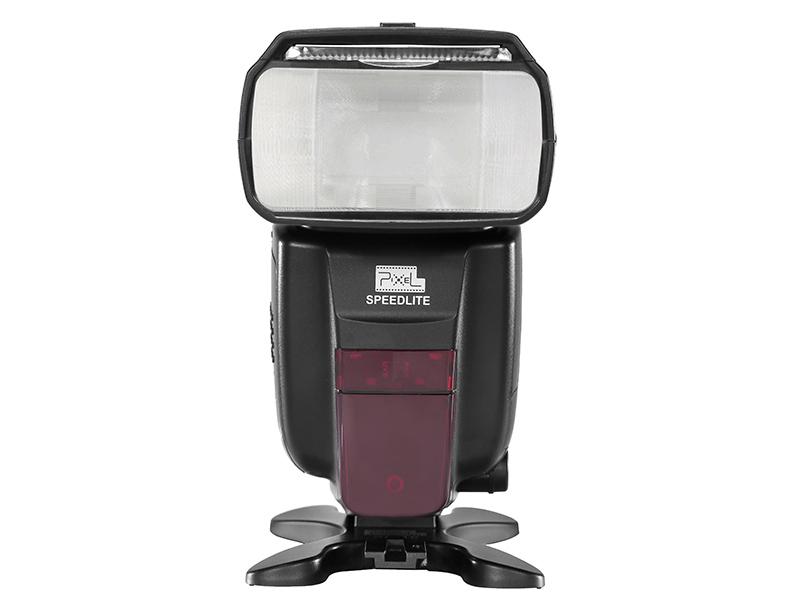 pixel x 800 c gn60 haute vitesse flash e ttl pour appareil photo canon. Black Bedroom Furniture Sets. Home Design Ideas
