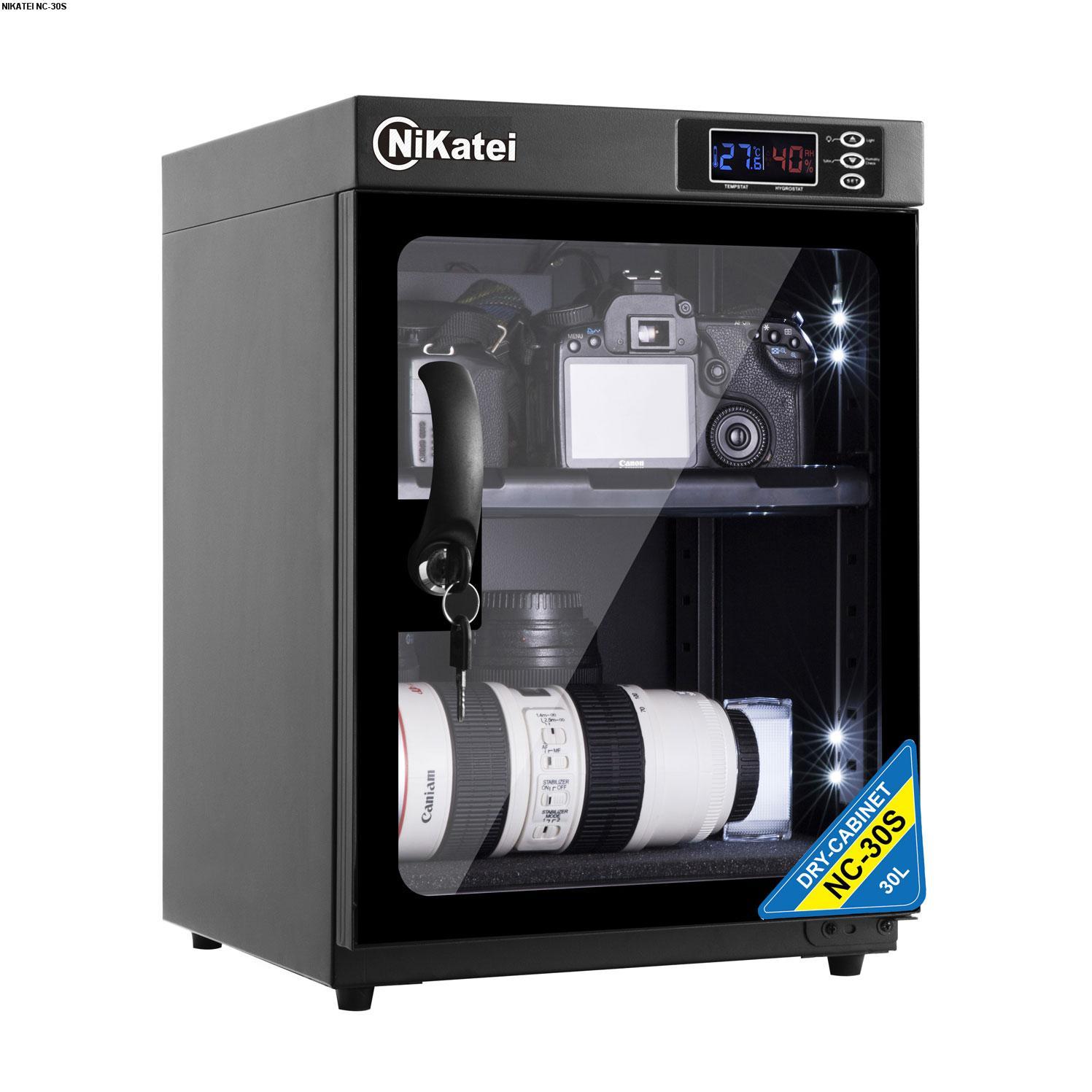 thumbnail Tủ chống ẩm cao cấp Nikatei NC-30S (30 lít)