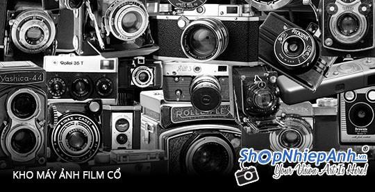 Banner Film Camera