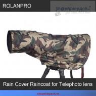 Áo mưa ngụy trang máy ảnh