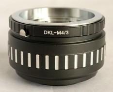 mount voigtlander DKL-M4/3