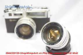 lens Yashica 45f1.7 for sony E-mount