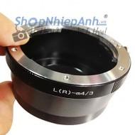 mount Leica R-M4/3