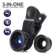 3 in 1 Lens for Phone-Tablet