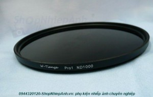 Filter ND1000 Tianya high grade optical glass Slim