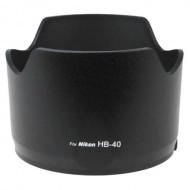 Hood for nikon HB-40 (24-70)
