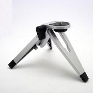 tripod mini+giá đỡ điện thoại 2in1