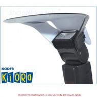Flash reflector Kiora F3