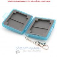 Hộp đựng thẻ chống shock chống nước (size nhỏ)