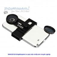 Combo filter ND+holder for smartphone