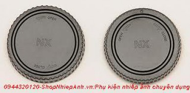 Cap body và lens samsung NX
