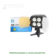 Led video light Zifon ZF-3000 kèm pin và sạc