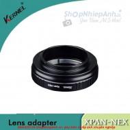 mount hasselblad Xpan-nex