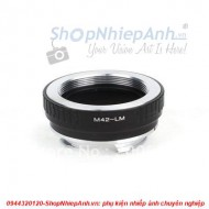 mount M42-Leica M