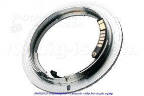 mount Nikon-EOS chip emf V9 Jinglu
