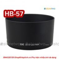 Hood for Nikon HB-57 (55-300G)