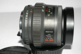 Pentax SMC-F 35-105f4-5.6 Macro