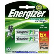 Pin sạc Energizer extreme 6X (2pcs)
