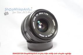 Canon FD 28f2.8