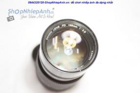 Canon FD 135f2.8