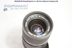 Canon FD 35-70f4 Macro