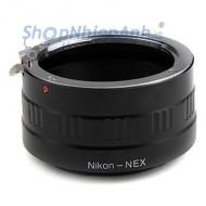 mount Nikon-Nex jinglu