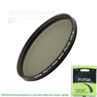 Filter Fotga Ultra slim PRO1-D CPL JAPAN GLASS polarized