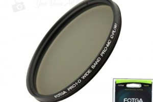 Filter Fotga Ultra slim PRO1-D MC-CPL JAPAN GLASS