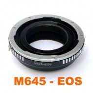 mount Mamiya 645-EOS