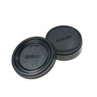 Cap body hoặc cap đuôi lens Nikon