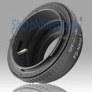 mount canon FD-Nikon1