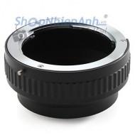 mount CY-Nikon 1 (contax yashica CY)