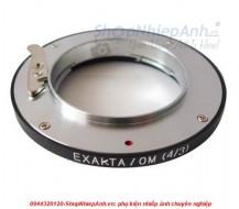 mount exakta-4/3 (topcon)