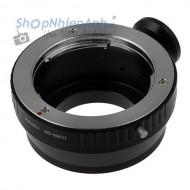mount minolta MD-Nikon1