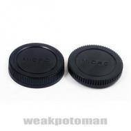 Cap body hoặc cap đuôi lens M4/3 Olympus Panasonic
