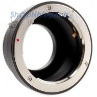 mount olympus OM-Nikon1