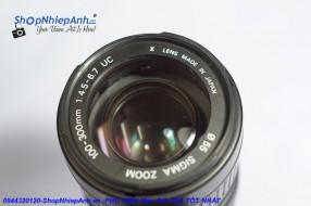 Sigma AF 100-300f4.5-6.7