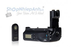 Grip Meike LCD pro 50D /40D /30D /20D