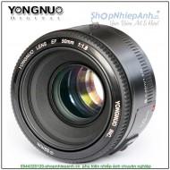 Lens Yongnuo EF 50f1.8 for Canon EOS