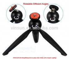 Tripod ballhead mini Yunteng 228 (copy manfrotto pixi)