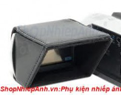 LCD hood for camera 2.7in (leather)