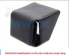 LCD hood for camera 3.5in (leather)
