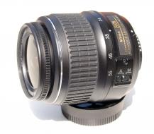 Nikon AF-S 18-55f3.5-5.6G ED VR
