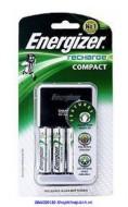 Máy sạc pin Energizer compact