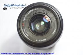 Minolta AF 35-80f4-5.6 for sony