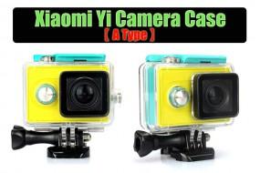Combo Xiaomi YI action sport camera và vỏ chống nước chính hãng