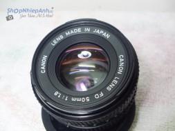 Canon FD 50f1.8
