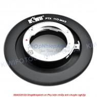 mount ptx110-M4/3 (pk110)