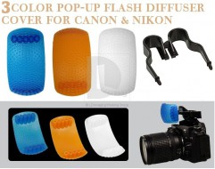 Tản sáng flash cóc combo 3 màu Eirmai