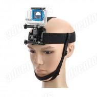 GP100 Dây đeo đầu action camera có quai